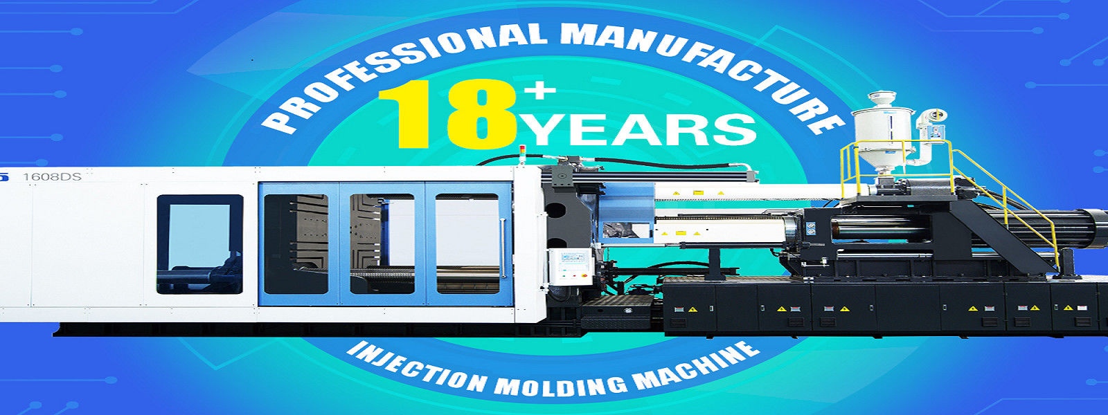 Plastik Injection Molding Mesin