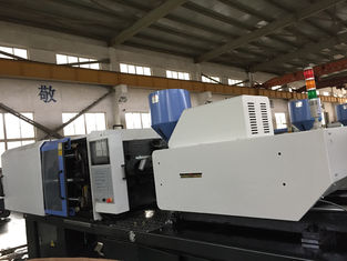 Mesin Injection Molding 650 Ton, Mesin Pembuat Baki Plastik 6080kN Clamping Force