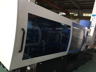 90 Ton Nylon Cable Tie Injection Molding Machine Dengan Sistem Kontrol Dinamis Servo