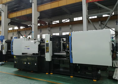 Termoplastik PET Preform Injection Moulding Machine 20080 KN Clamping Force